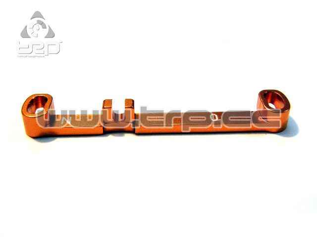 PN Aluminium Steering Bar Narrow +0.0 Neutral for MiniZ MR03