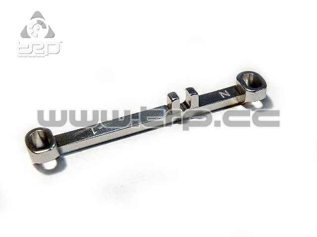 PN Aluminium Steering bar Toe-Out 1.0 Narrow for MiniZ MR03