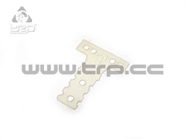 Placa de fibra dureza 3 para Mini-Z MR03 MM