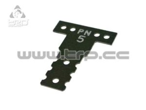 Placa de fibra dureza #5 para Mini-Z MR03 MM G10 Black