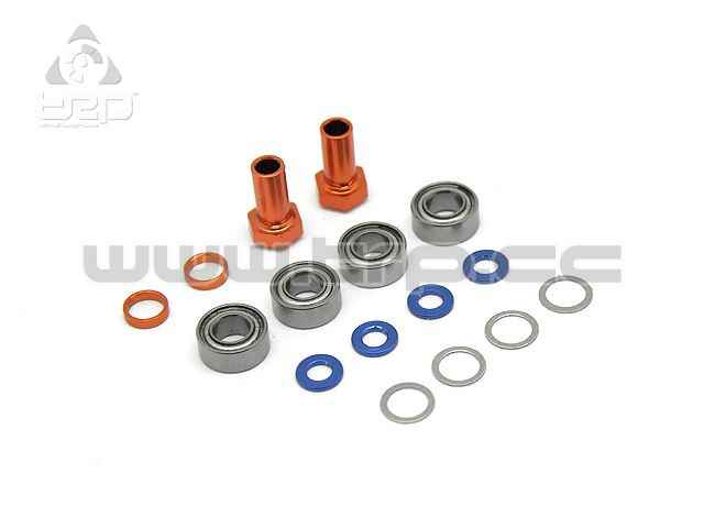 Kyosho Mini-Z 2WD Multi Offset Front Axle Hub