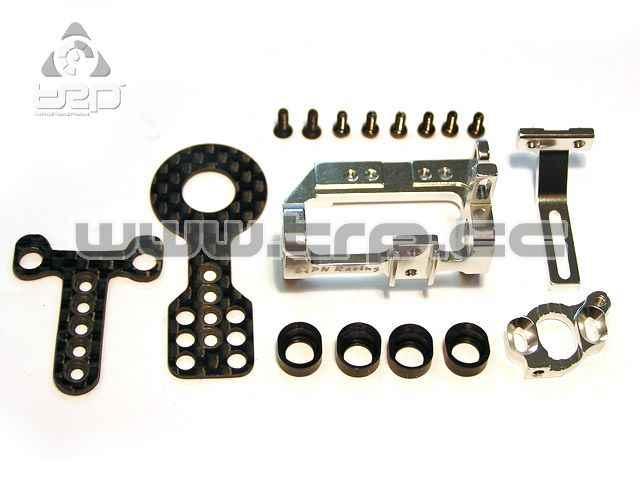 Bancada para Kyosho MiniZ MR015/MR02 90mm Y 94mm