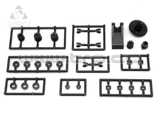 Kyosho MiniZ Overland Pinion and Spur Set
