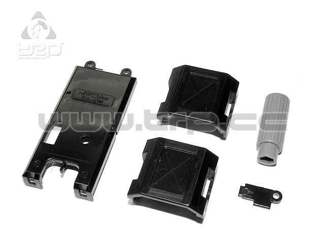 Kyosho Overland chassis small parts set