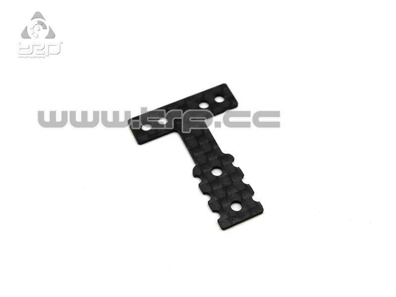 Kyosho MIniZ MR03 Placa T de Carbono 5.5mm