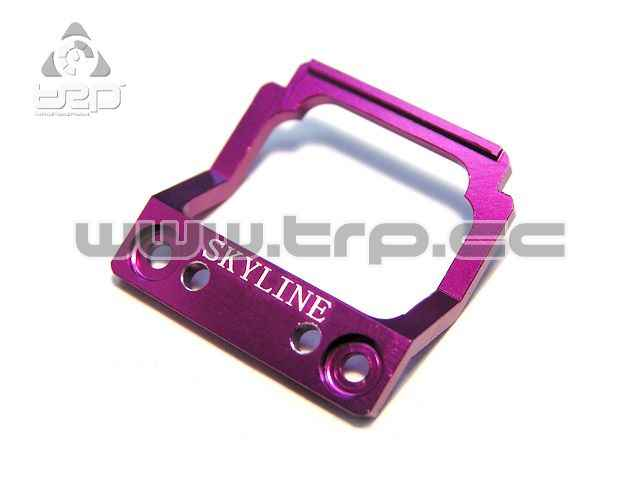 GPM Aluminium Frontal for Bodywork Skyline GTR (Purple)