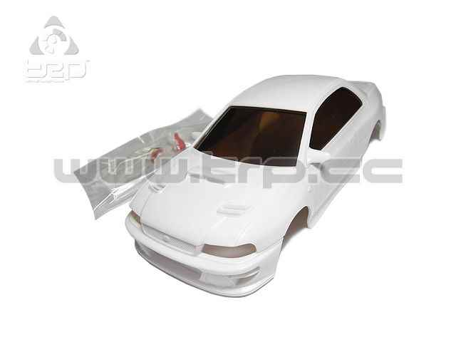 Kyosho Bodywork Subaru Imprezza 22B-Sti (White for paint).