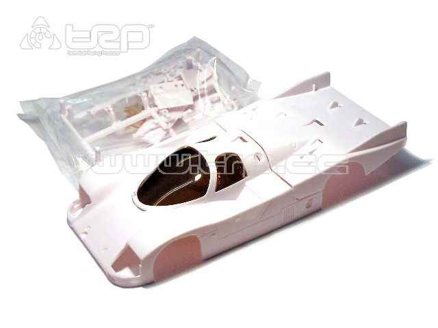 Carrosserie Kyosho MR02 LH Porsche 962C Kit blanc