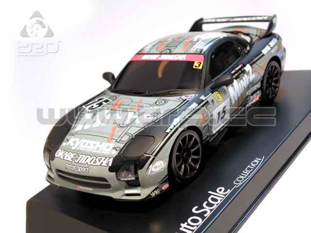 Carroceria Kyosho Mazda Rx7 Kyosho Makers