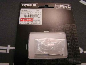 King Pin Kyosho MiniZ MR02