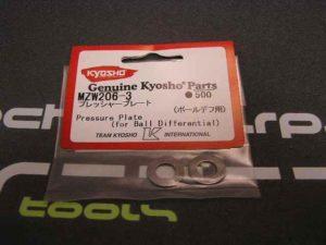 Discos de diferencial a bolas Kyosho para MiniZ