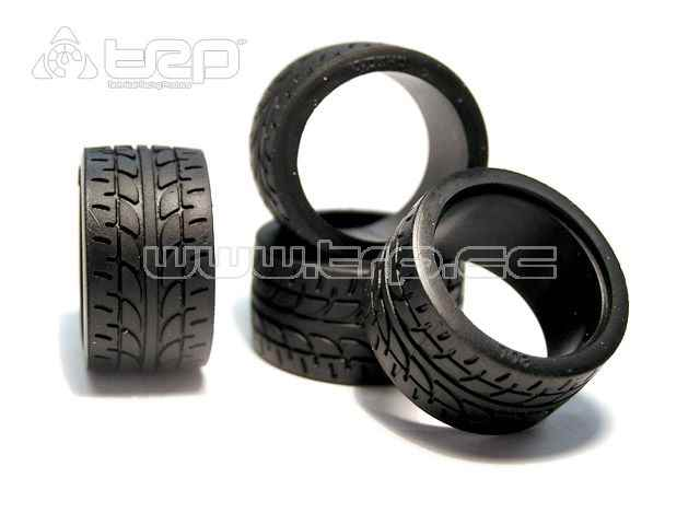 Kyosho Rear tires for MiniZ softness 20 degree (4pieces)