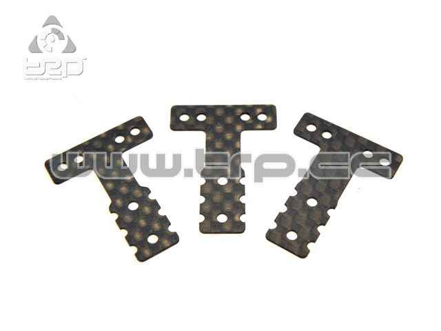 Set de Ts de carbono kyosho MiniZ MR03 MM/LM