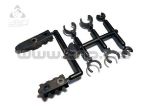 Kyosho MiniZ MR03 Set de Spacers y Circlip
