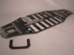 TOP Chasis principal 3.5mm X-Stiff (U.S Version)