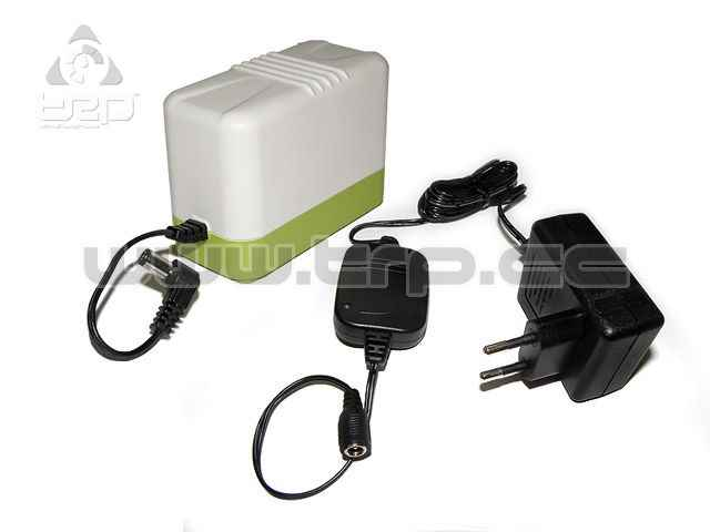 TC Battery and Charger for Compressors PTD001 and PTD002