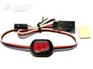 Fail Safe de Robitronic (micro Entre 4.8v - 6 V)