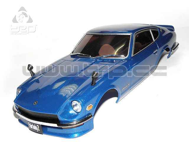 Carrocería Nissan MiniZ Fairlady Z Collection Blue