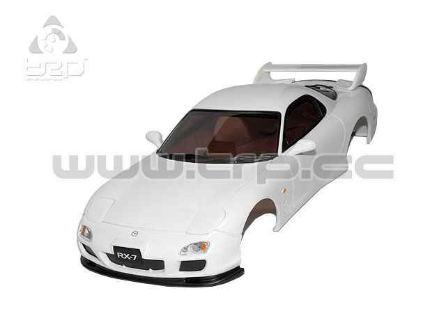 Carrocería Mazda RX-7 Collection Blanco para MiniZ