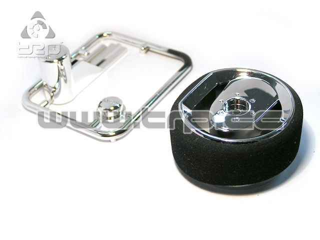 Steering Wheel for IA Emissor Perfect KT 2.4Mhz (Silver colour)