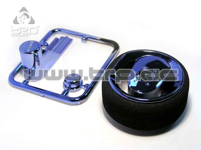 Steering Wheel for IA Emissor Perfect KT 2.4Mhz (Blue colour)