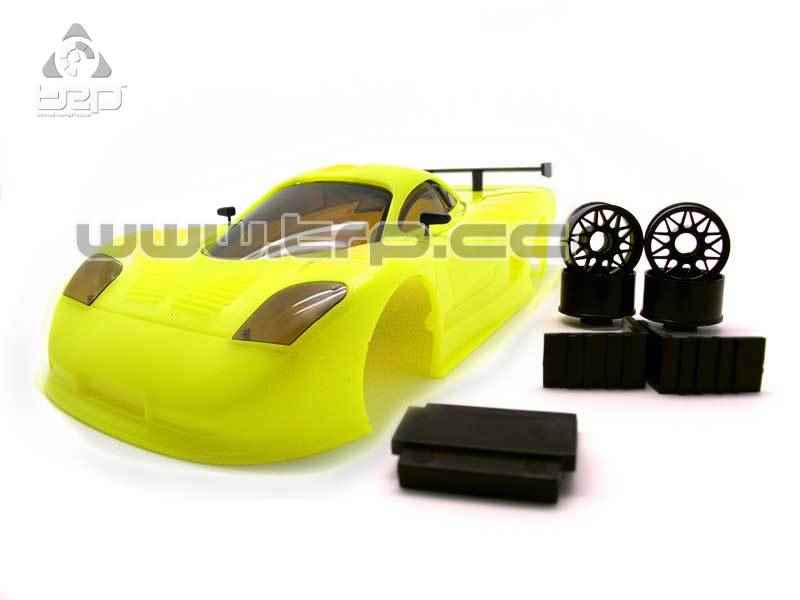 Mosler MT900 R Yellow (FOR PAINT) TRP Scale