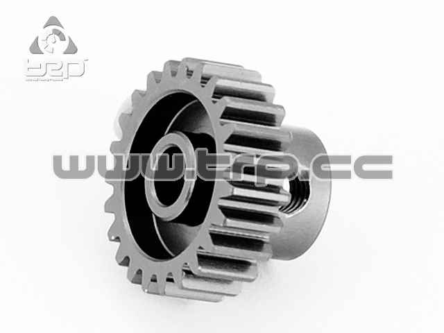 Spec-R Piñon de Motor Endurecido 25T Pitch 48