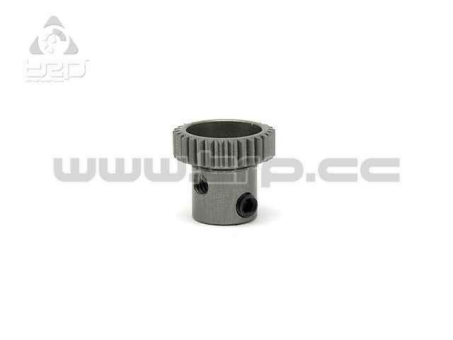 Piñon de motor Pitch 64 29 dientes (eje 3mm) endurecid