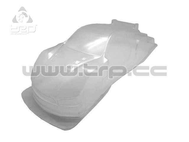 LZ Mini Touring Lexan Body Shell (For 1/10 Mini Touring)