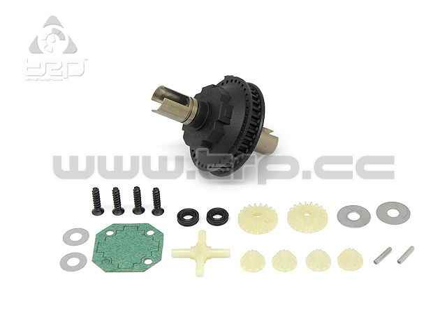 Gear Differential set 36T (For Schumacher Mi4)