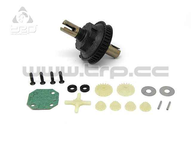 Gear Differential set (For Tamiya 416 & 417)