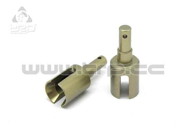 Vasos endurecidos de Aluminio 7075 para SPR009-TMY