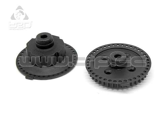 Gear Diff. Housing 39T (for SPR009-HB)
