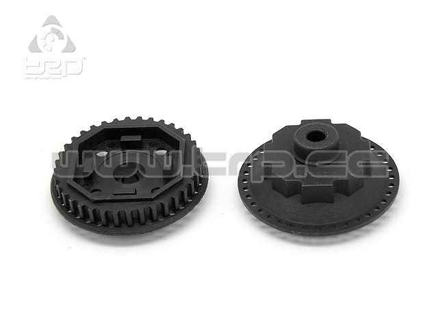 Schumacher Mi4 Gear Diff. Housing 36T for SPR009-MI