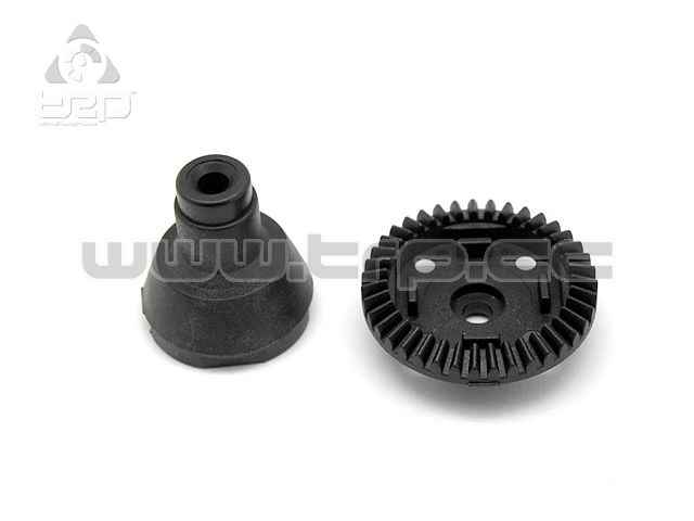 Gear Diff. Housing for SPR009-Tamiya TB03