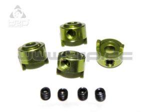 Spacers para llantas de aluminio (4 unidades)