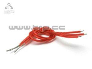 Cable silicona motor Miniz brushless (3u x 14cm)