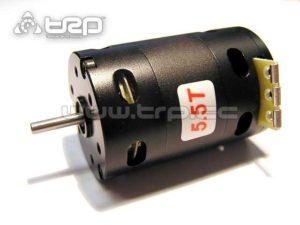 Motor Brushless de 5.5 para usar en 1:10 (Esp. D)