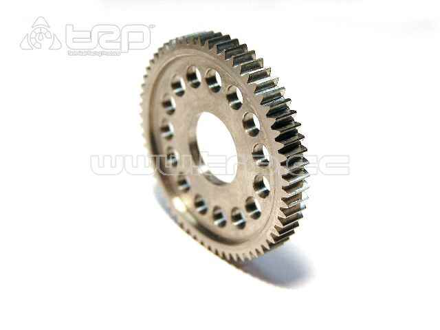 GPM Titanium Main Gear for Team Losi 1:18 (60T)