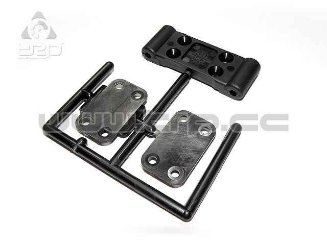 Kyosho Ultima DB/RB5 Bancada de suspension frontal