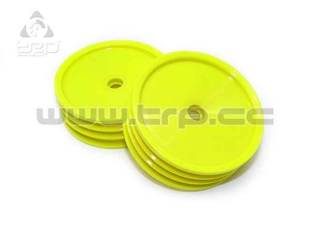 Kyosho Front Wheel Rim 54 Yellow for TT Without Traction