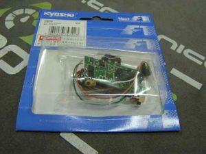 Electronica 27AM para Kyosho MiniZ F1