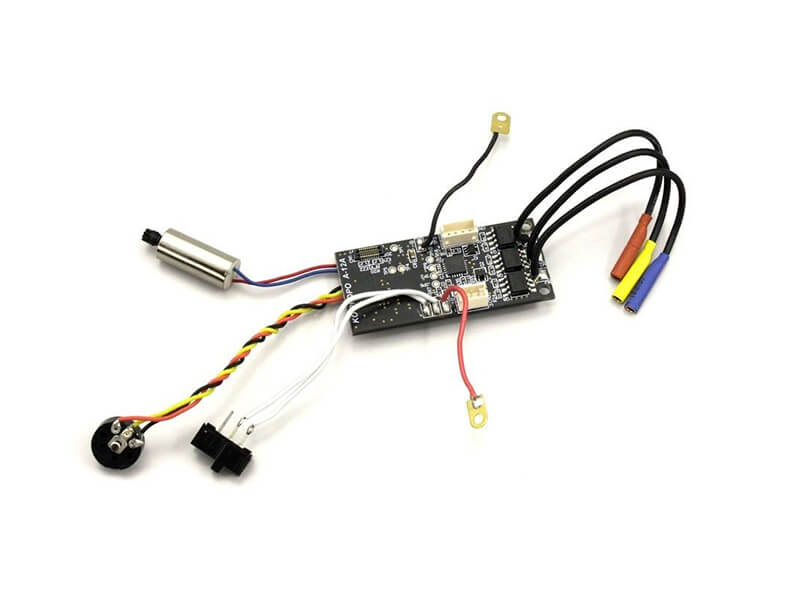 Electronica Mini-Z MR03 EVO (SA40) - SERVO & ESC