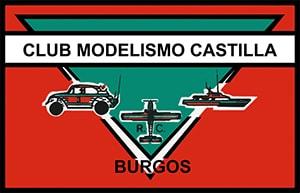 logo club burgos modelismo castilla