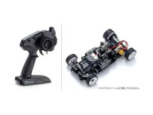 Chasis MR03 Kyosho Mini-Z con emisora KT-531P