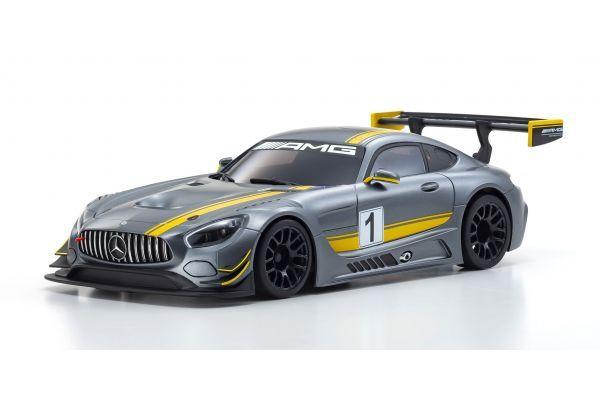 Carrocería ASC Mercedes AMG GT3 para Mini-Z