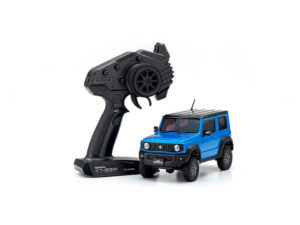 Suzuki Jimny Sierra Brisk Blue - RTR
