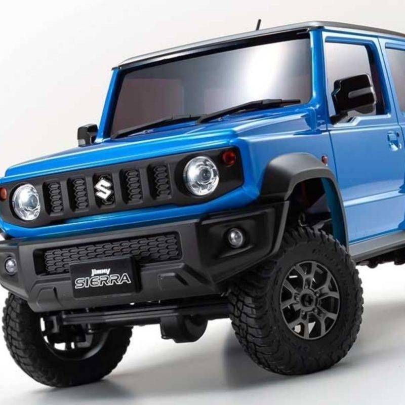 Suzuki Jimny Sierra Brisk Blue