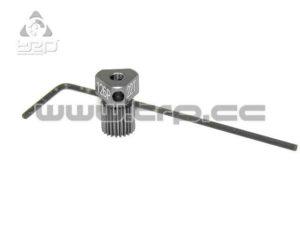 Piñon Aluminio para MiniZ Pitch 126 22T