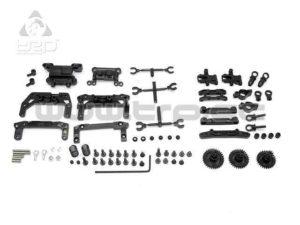 Kyosho MiniZ AWD 4x4 Suspensión DWS - Trasera Doble brazo